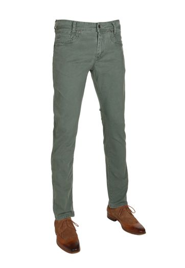 Mac Pants Arne Pipe Green