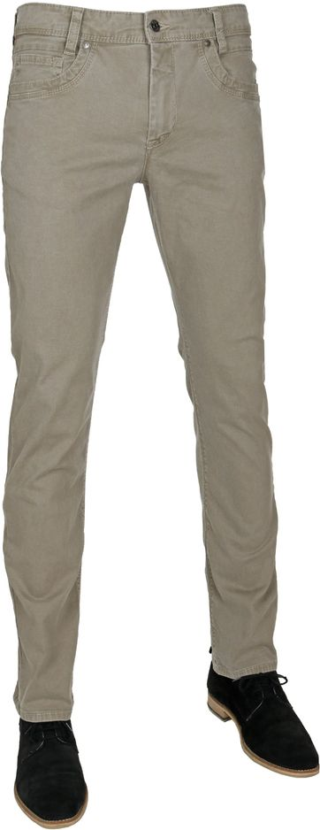 Mac Pants Arne Pipe Khaki