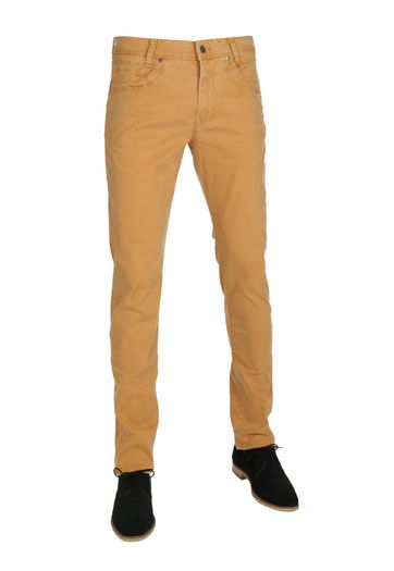 Mac Pants Arne Pipe Yellow