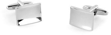 Manchetknoop Zilveren Gloong