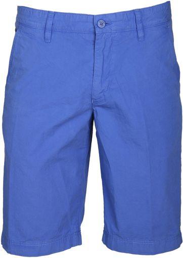 Marc O\'Polo Bermuda Uni Blauw