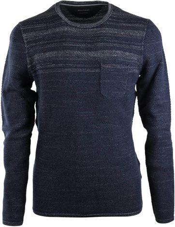 Marc O\'Polo Blau Streifen Pullover
