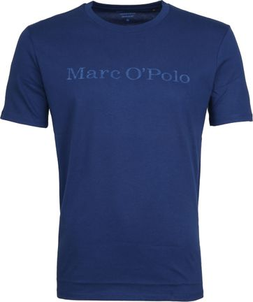 Marc O'Polo Blauw T-Shirt