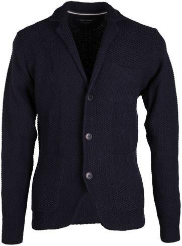 Marc O\'Polo Blazer Vest Donkerblauw