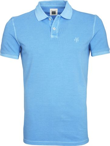 Marc O'Polo Blue Poloshirt
