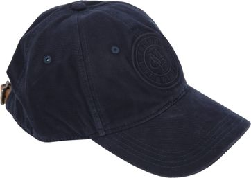Marc O'Polo Cap Washed Navy