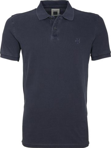Marc O'Polo Dark Blue Poloshirt