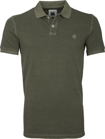 Marc O'Polo Dark Green Poloshirt