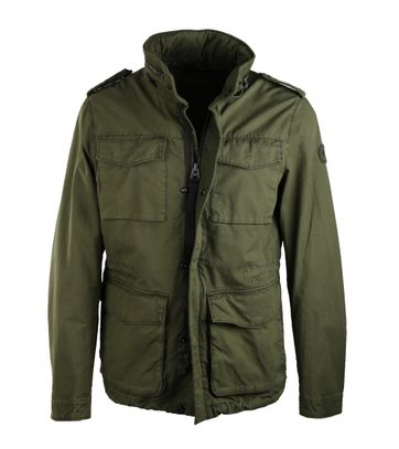 Marc O\'Polo Field Jacket Groen