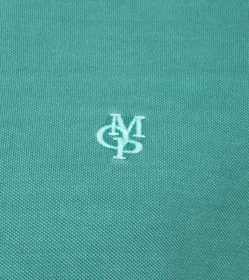 Marc O'Polo Green Poloshirt