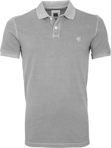 Marc O'Polo Grey Poloshirt
