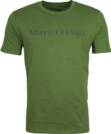 Marc O'Polo Groen T-Shirt