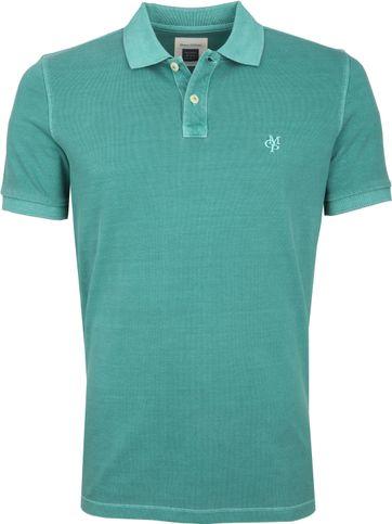 Marc O'Polo Grün Poloshirt