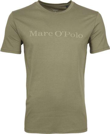 Marc O'Polo Grün T-Shirt