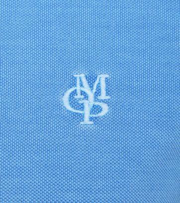 Marc O'Polo Hellblau Poloshirt