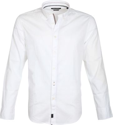 Marc O\'Polo Hemd Button Down Weiß