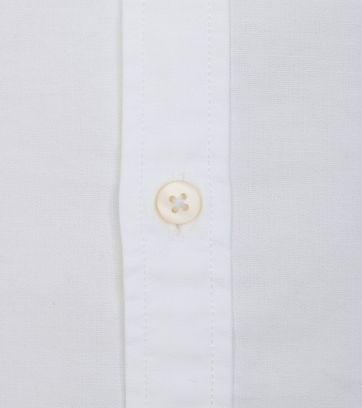 Detail Marc O\'Polo Hemd Weiss