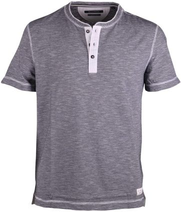 Marc O'Polo Henley Shirt Streep
