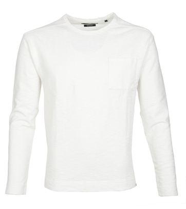 Marc O\'Polo Longsleeve T-shirt White