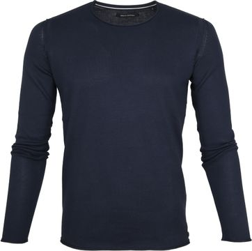 Marc O'Polo Navy Longsleeve