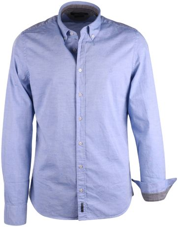 Marc O\'Polo Overhemd Lichtblauw