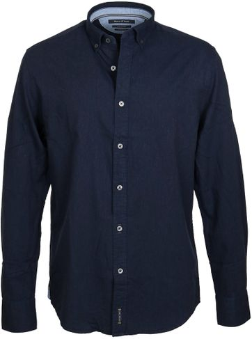 Marc O\'Polo Overhemd Navy