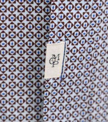Detail Marc O\'Polo Overhemd Print