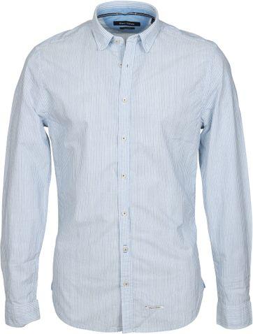 Marc O\'Polo Overhemd Streep