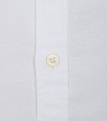 Detail Marc O\'Polo Overhemd Wit