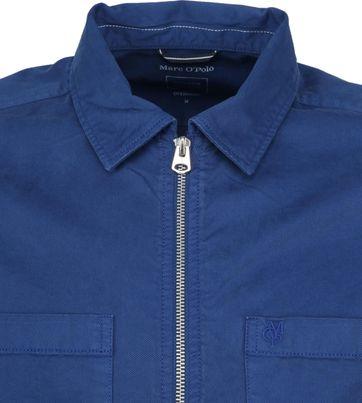 Marc O'Polo Overshirt Blue