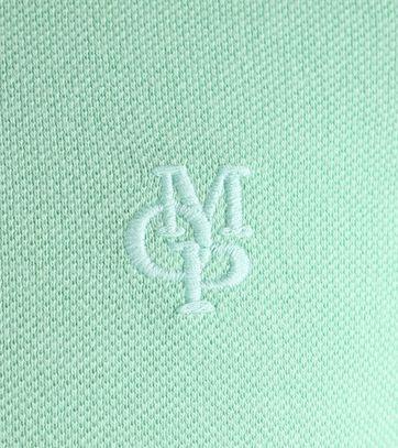 Detail Marc O\'Polo Polo Groen