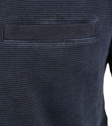 Detail Marc O\'Polo Polo Navy