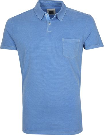 Marc O'Polo Polo Shirt Riviera Blue