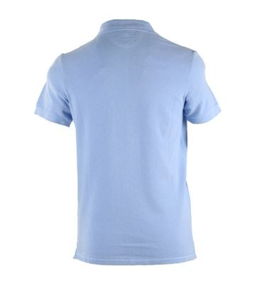 Detail Marc O\'Polo Polo Sky Blue