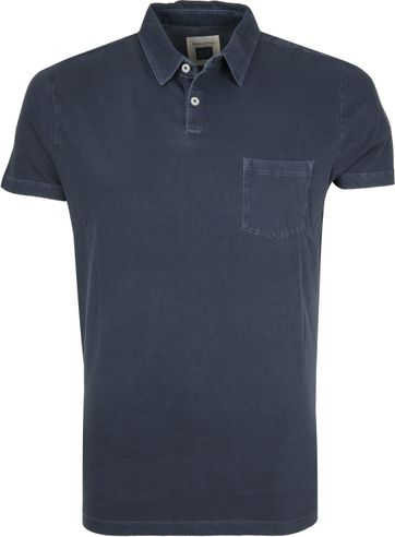 Marc O'Polo Poloshirt Antraciet