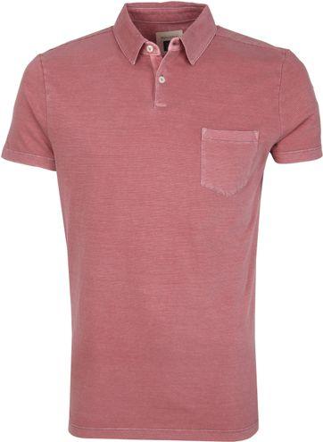 Marc O'Polo Poloshirt Baroque Roze