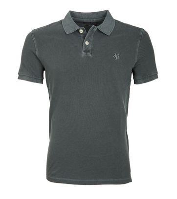 Marc O\'Polo Poloshirt Dark Grey Green