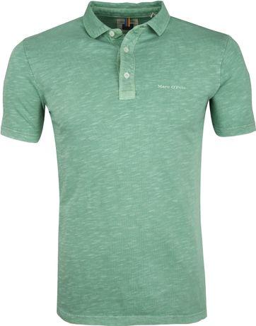 Marc O'Polo Poloshirt Groen