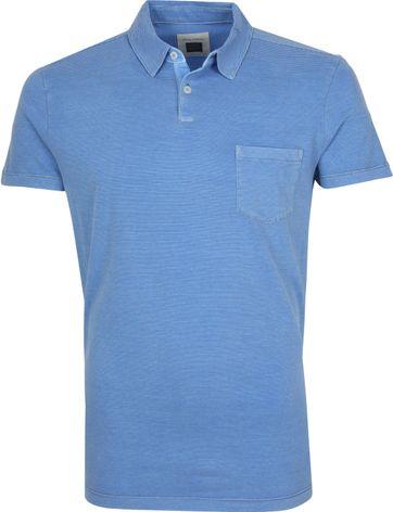 Marc O'Polo Poloshirt Riviera Blue