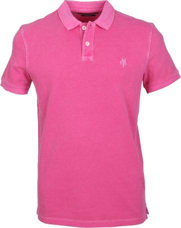 Marc O\'Polo Poloshirt Uni Roze