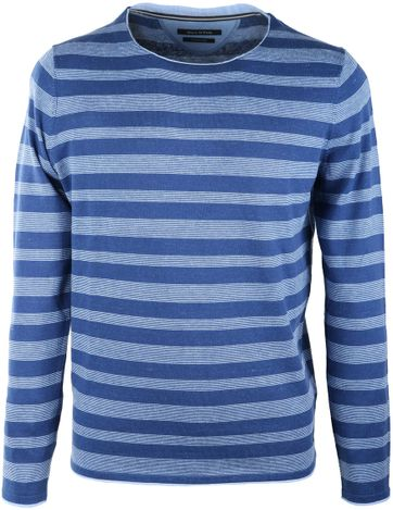 Marc O\'Polo Pullover Blue Stripe