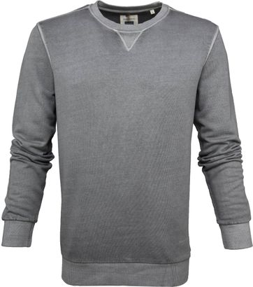 Marc O'Polo Pullover Dunkel Grau