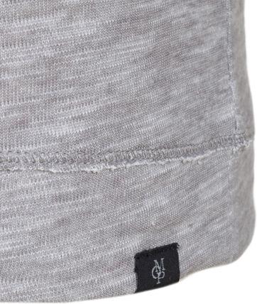 Detail Marc O\'Polo Pullover Grijs