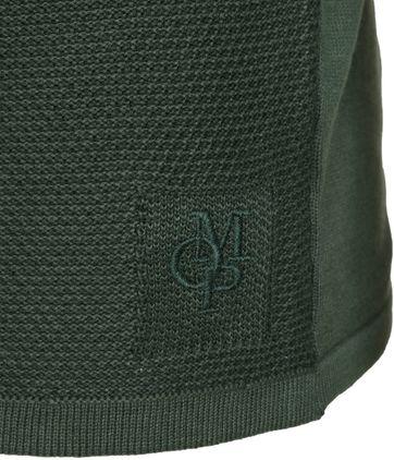 Detail Marc O\'Polo Pullover Grün