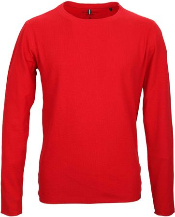 Marc O\'Polo Pullover Rot
