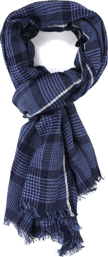 Marc O'Polo Scarf Airblue