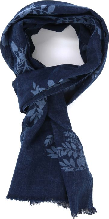 Marc O'Polo Scarf Blue