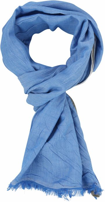 Marc O'Polo Scarf Blue Stripes
