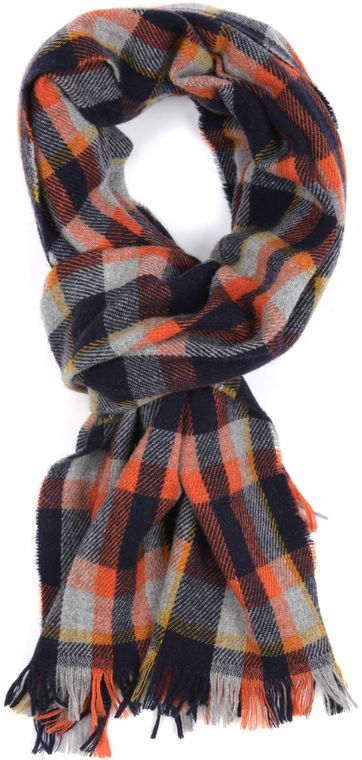 Marc O\'Polo Scarf Checks