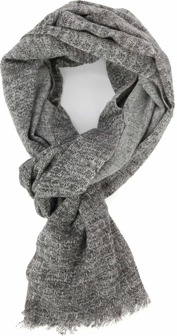 Marc O'Polo Scarf Grey Melange